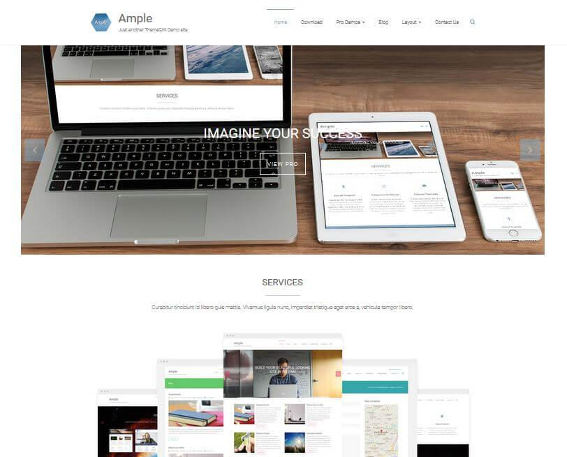 wordpress-theme-gratuit-ample