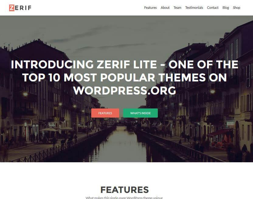 wordpress-theme-gratuit-zerif