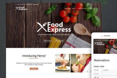 food-express-theme-wp-gratuit