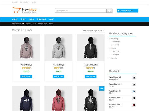 new-shop-theme-wp-gratuit