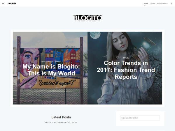 theme-wordpress-gratuit-blogito