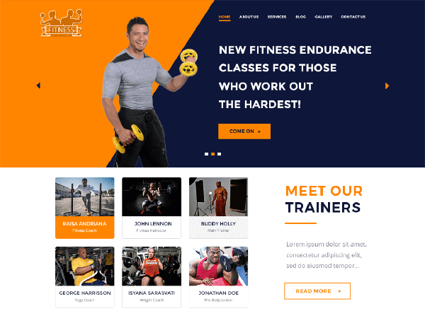 theme-wordpress-gratuit-wp-fitness