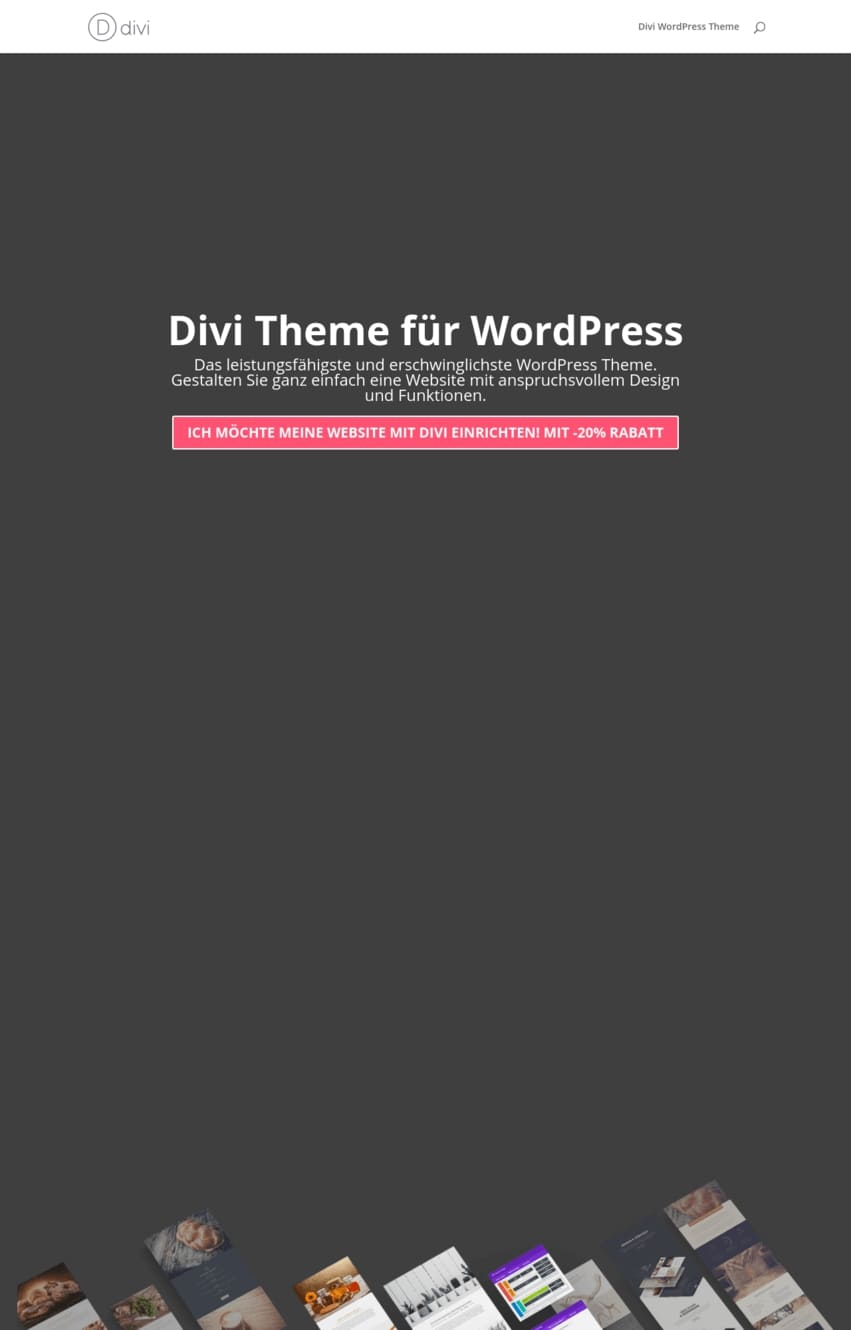 exemple-site-divi-germany