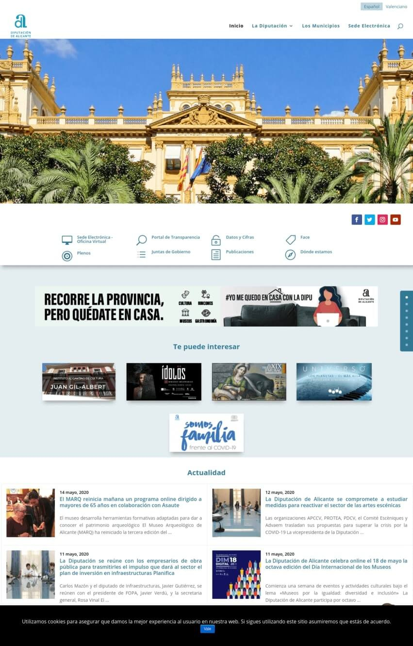 exemple-site-divi-gouvernement-alicante