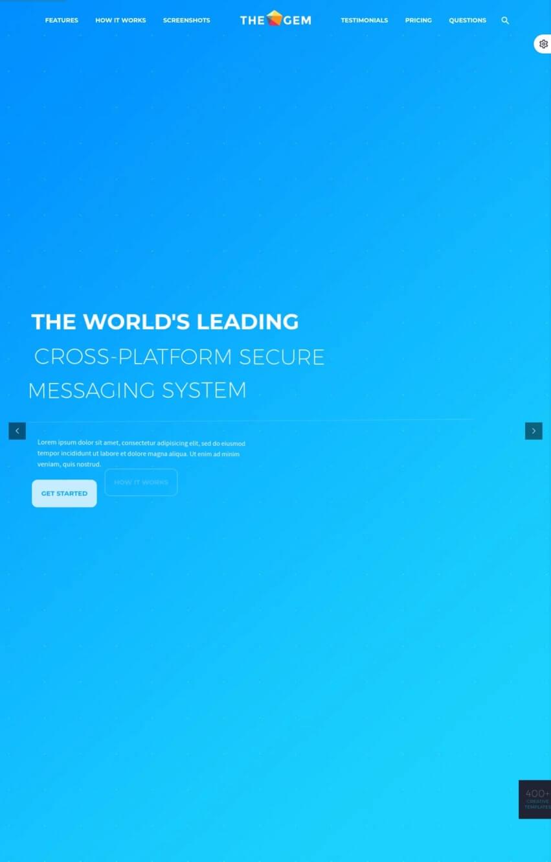 thegem-theme-wordpress-one-page
