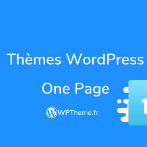 theme-wordpress-one-page
