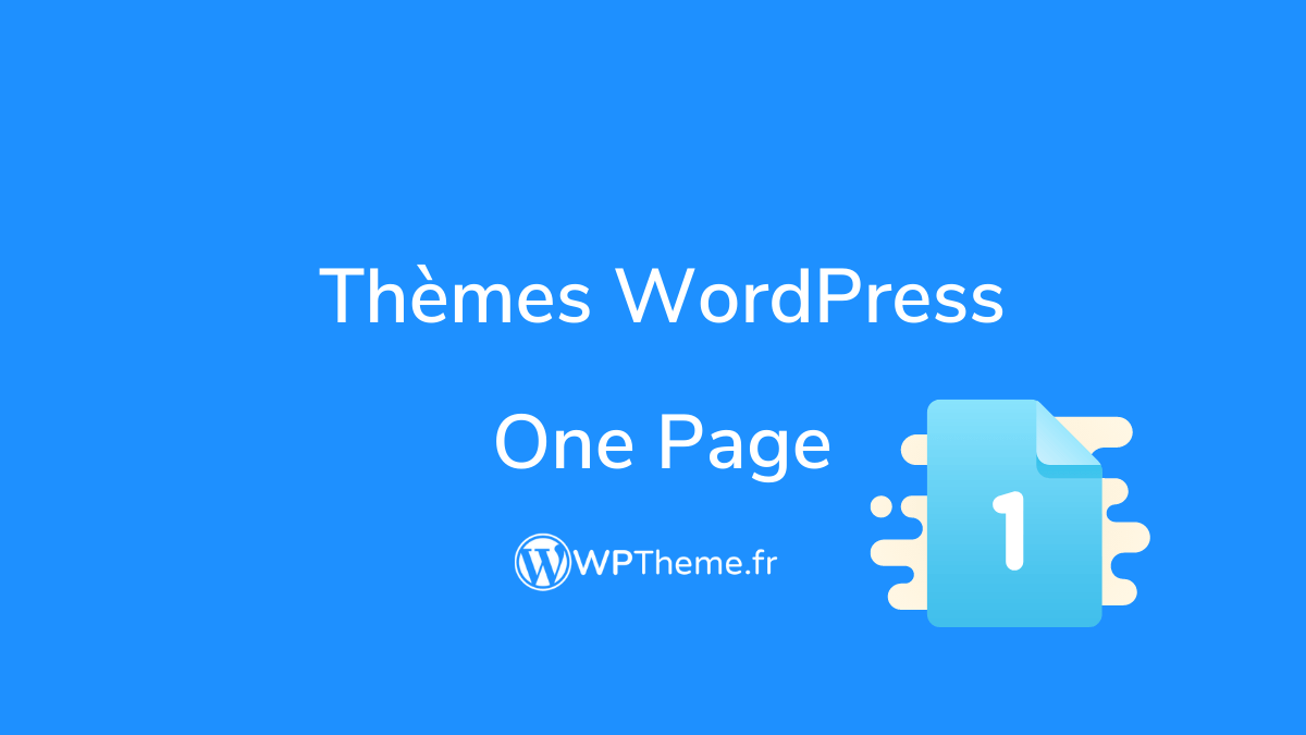 theme-wordpress-one-page