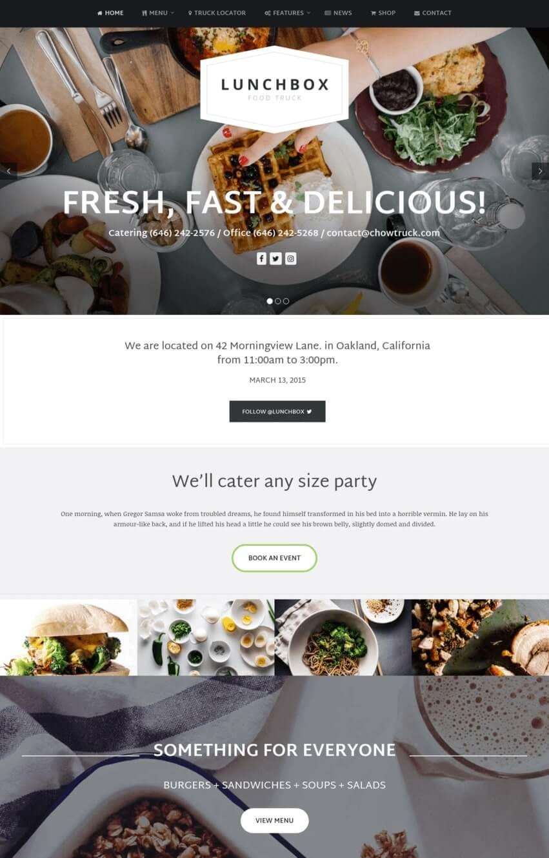 lunchbox-theme-wordpress-fooding
