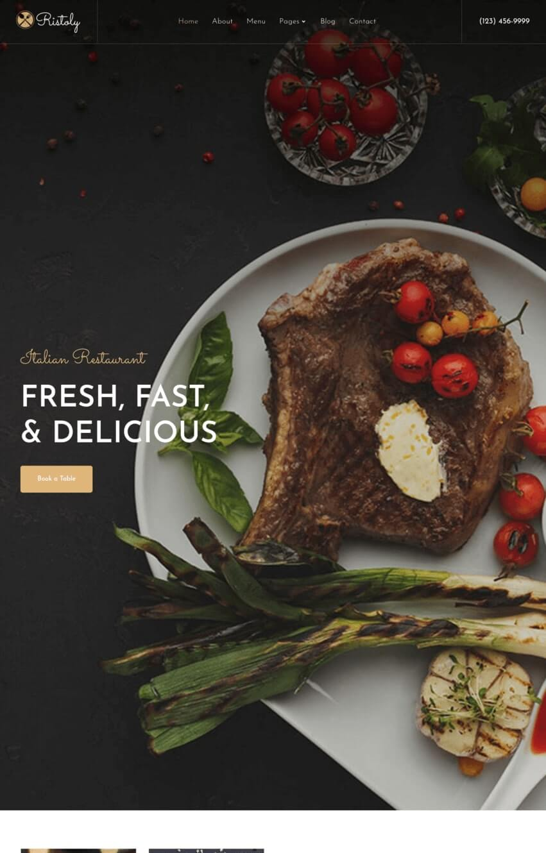 ristoly-theme-wordpress-fooding