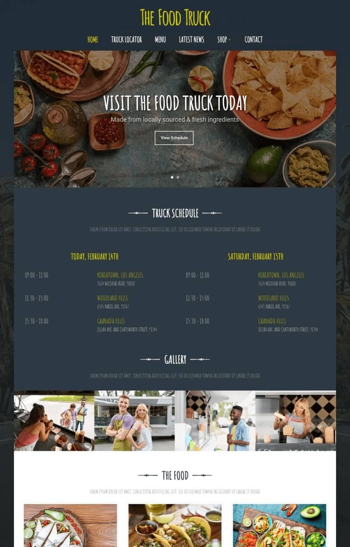 thefoodtruck-theme-wordpress-fooding