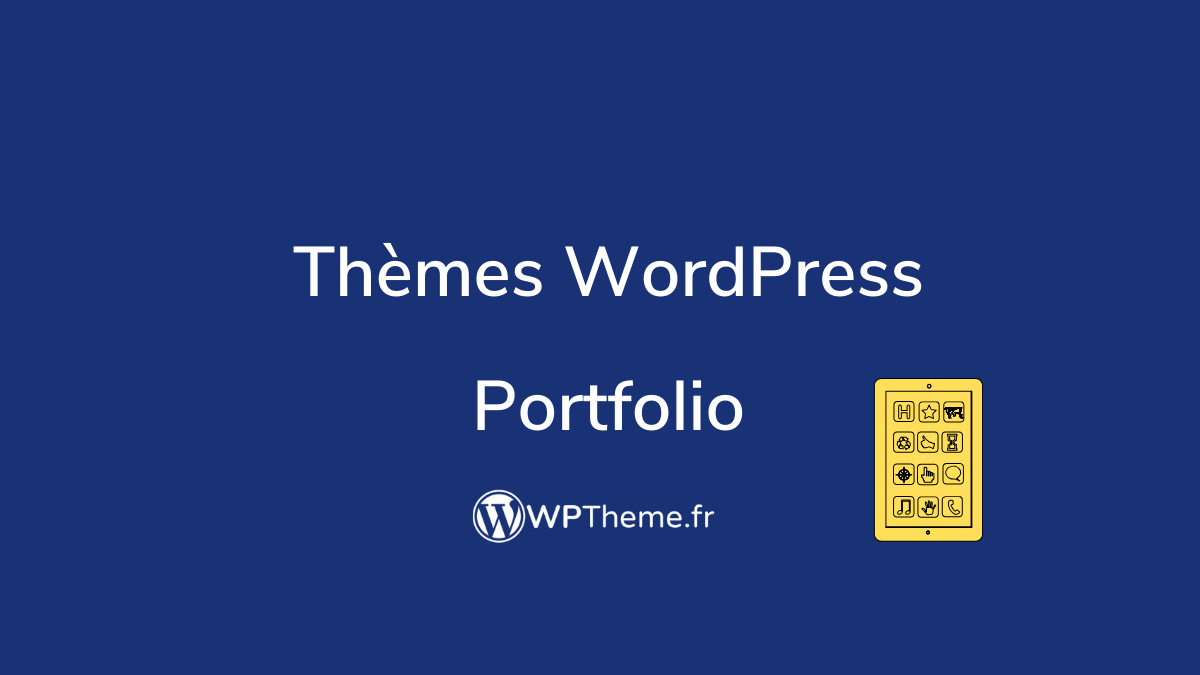 theme-wordpress-portfolio