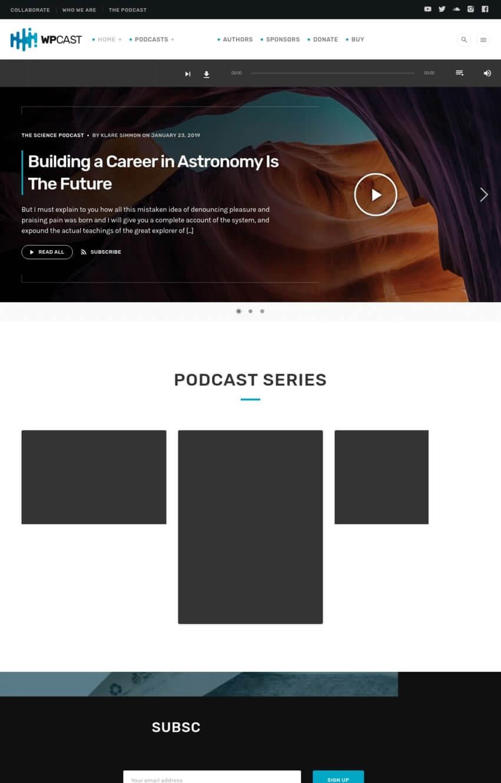 wpcast-theme-wordpress-podcast