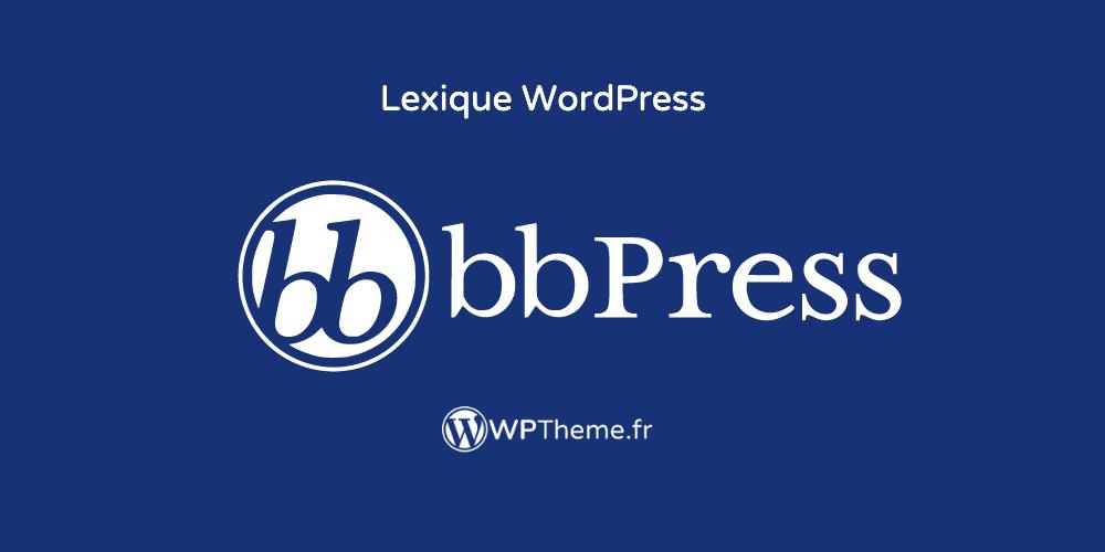 definition-bbpress-wordpress