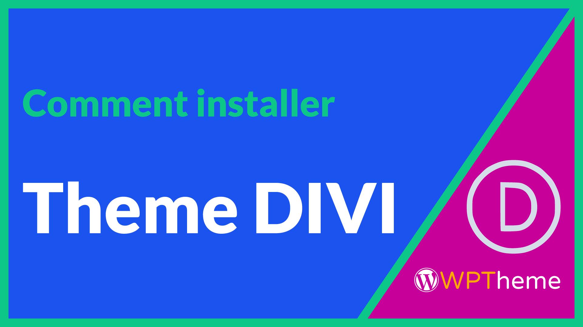 installler-theme-divi