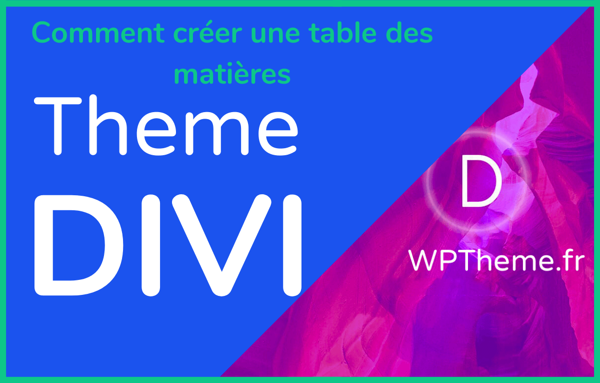 table-matiere-divi