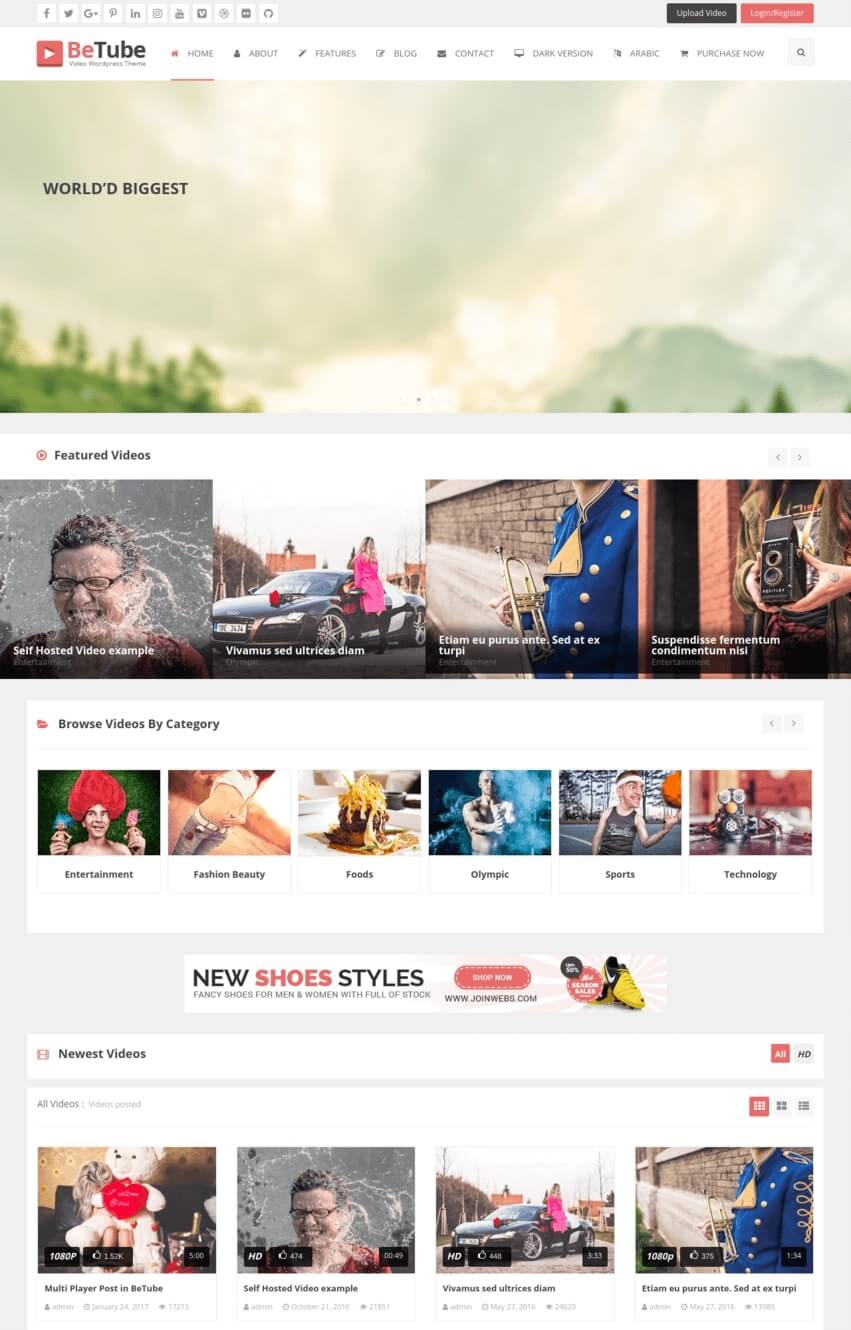 betube-wordpress-theme