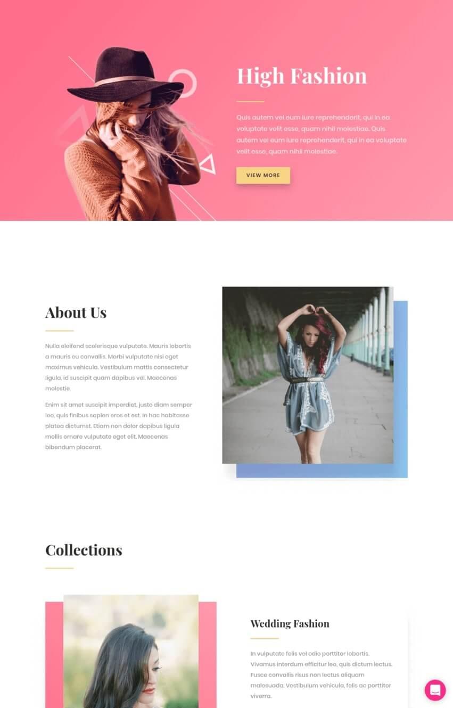 divi-theme-wordpress-blog-mode