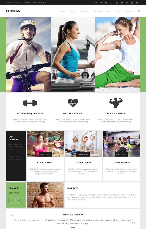fitness-wordpress-theme-gym