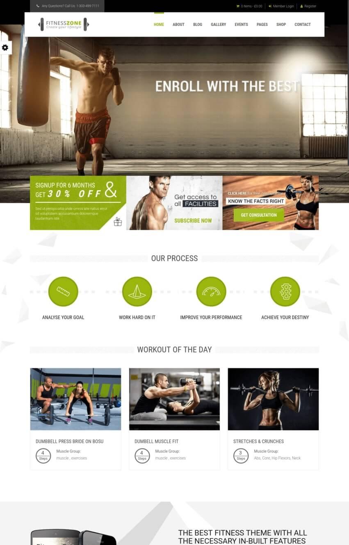 fitness-zone-theme-wordpress