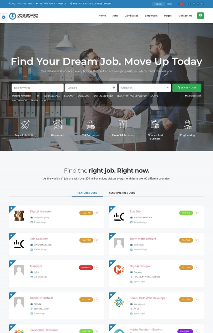 injob-theme-wordpress-emploi