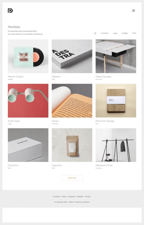 kalium-theme-wordpress-portfolio