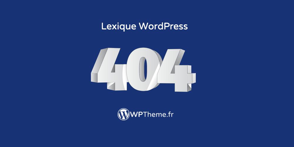 erreur-404-wordpress