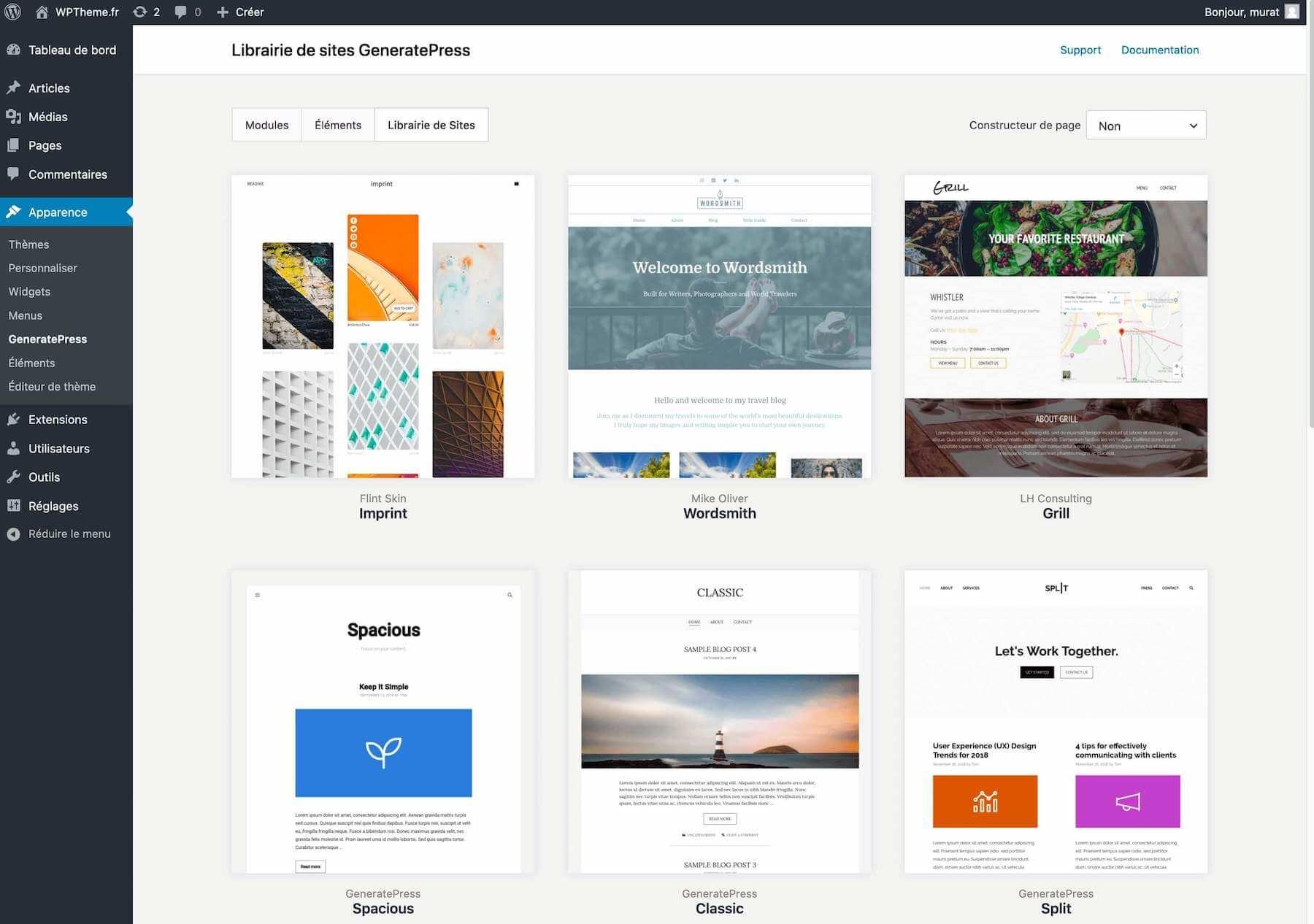 generatepress-premium-site-library