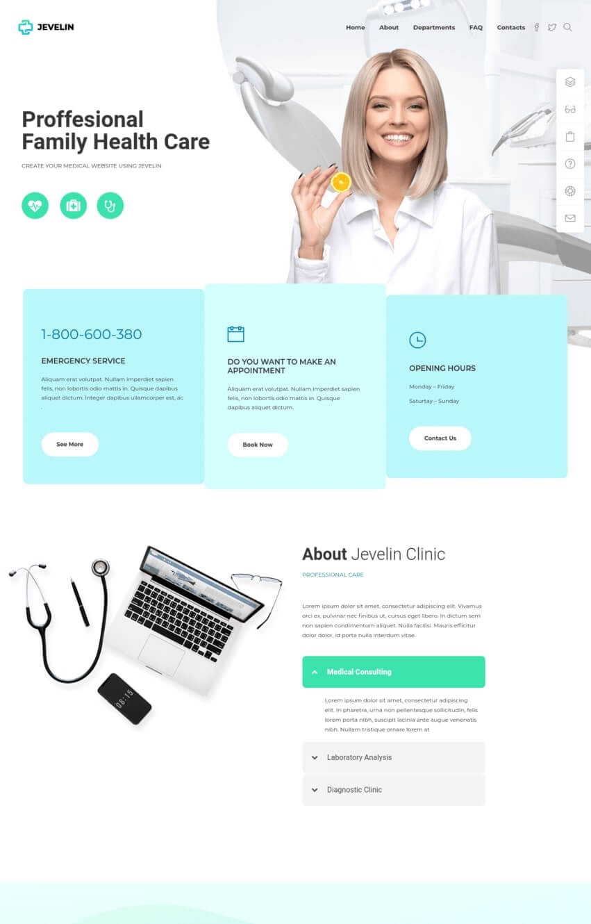 jevelin-theme-wordpress-sante