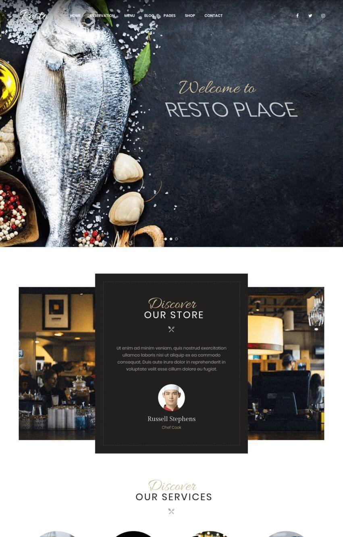 resto-theme-wordpress-restaurant