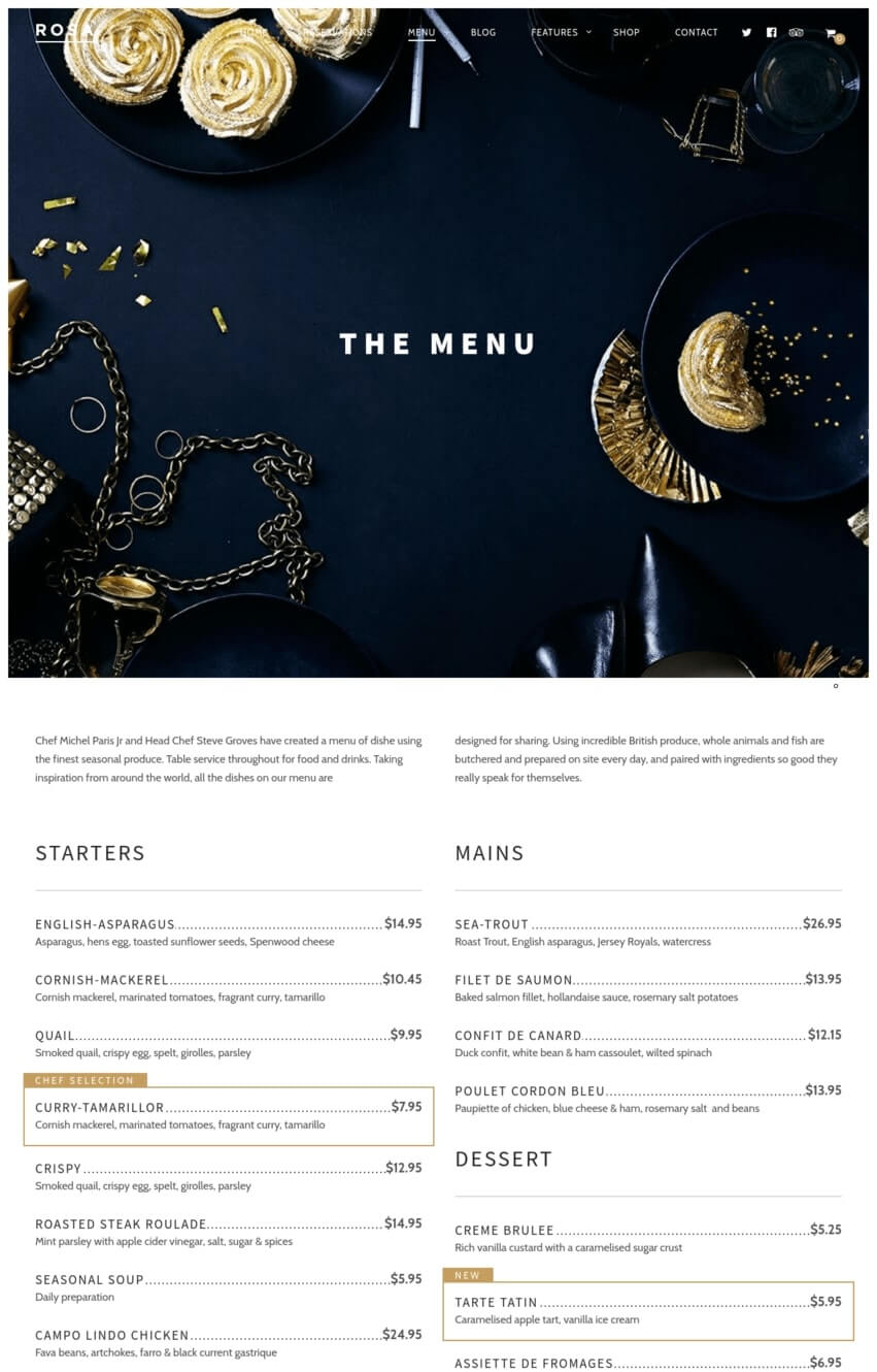 rosa1-theme-wordpress-restaurant