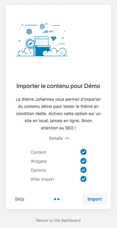 import-demo-theme-wordpress-johannes